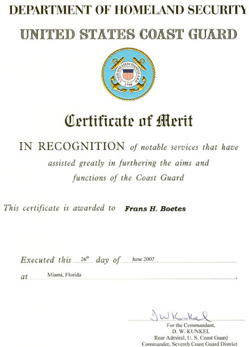 Awards - Maritime Restoration